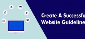 Create a Successful Website Guideline